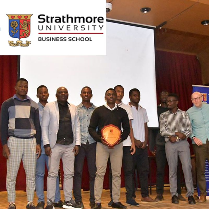 STRATHMORE UNIVERSITY BUSINESS SCHOOL KENYA