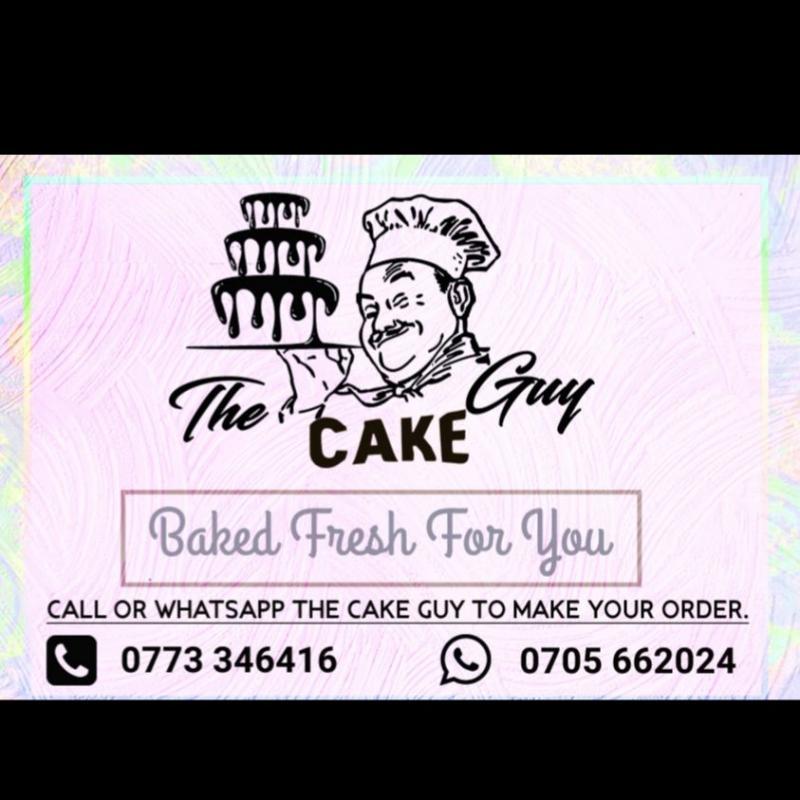 THE CAKE GUY